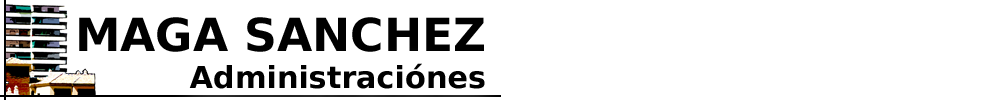 Administraciones MAGA SANCHEZ